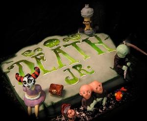Goard's Death Jr. Cake
